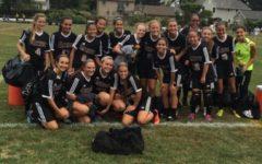 Saying Goodbye to Soccer Seniors