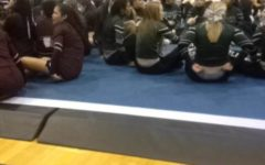 Cavos host cheer competition