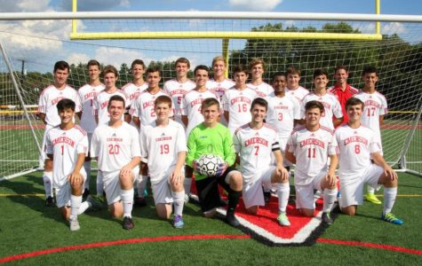 Record breaking season for two senior soccer players