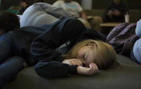 High school students should nap during school