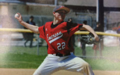 Senior baseball star hopes to strike out his competition