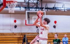 John Dime exceeds his expectations on the court