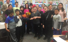 Top teaching honors for Emerson elementary teacher