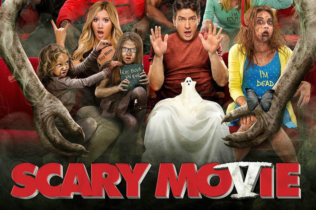 scary movie 2 will make you go booooo � the cavalier