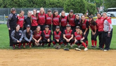Softball team's impressive year comes to an end