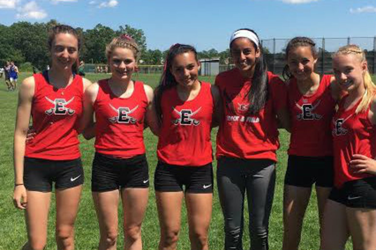 State and county titles earned by Cavo track athletes