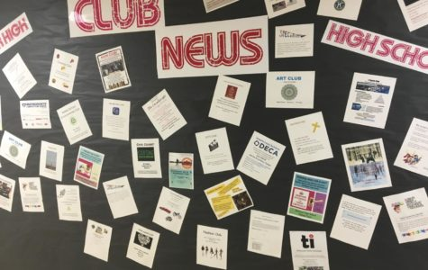 EHS offers a wide variety of clubs