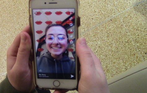 Snapchat takes over EHS!