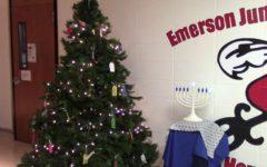It's a Winter Wonderland at EHS!