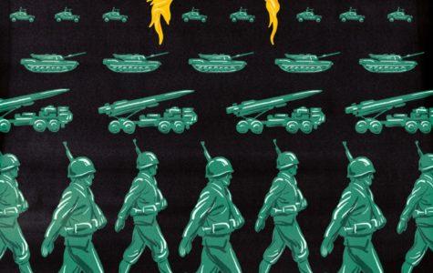 A military parade: brilliant idea or child's play?