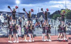 2018- 2019 Cheerleading Season